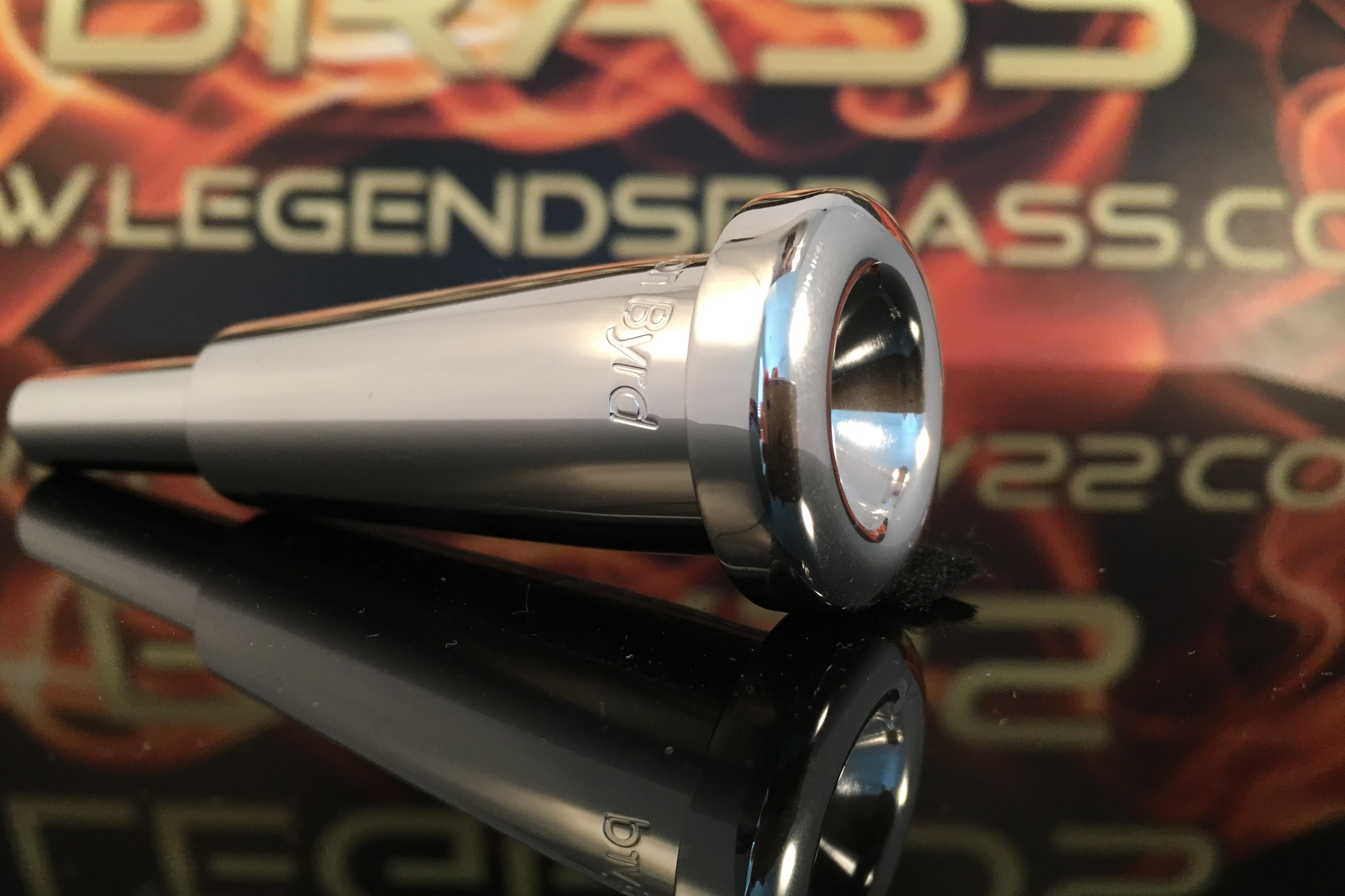 Legends Winston Byrd Trumpet Mouthpiece
